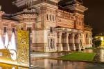 Il Palazzo dei Congressi di Salsomaggiore Terme che ospitera' il Convegno nazionale di Clinica e Traumatologia forense