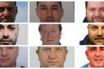 Mafia e scommesse on line nella Sicilia orientale: tutti i coinvolti, nomi e foto