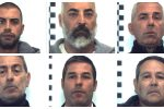 Racket sulle tumulazioni al cimitero di Bagheria, nomi e foto degli arrestati