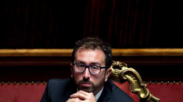 dap, Alfonso Bonafede, Nino Bonafede, Sicilia, Politica