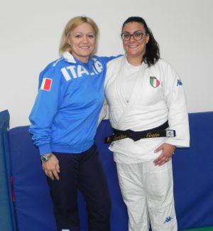 Judo, la storia di Carolina che sogna le ParaOlimpiadi del 2020 a Tokyo