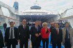 Caronte & Tourist, a Messina la prima nave con carburante a basso impatto ambientale