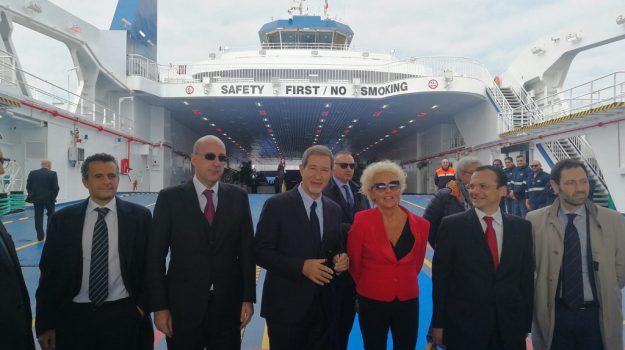 Caronte & Tourist prima nave a basso impatto ambientale
