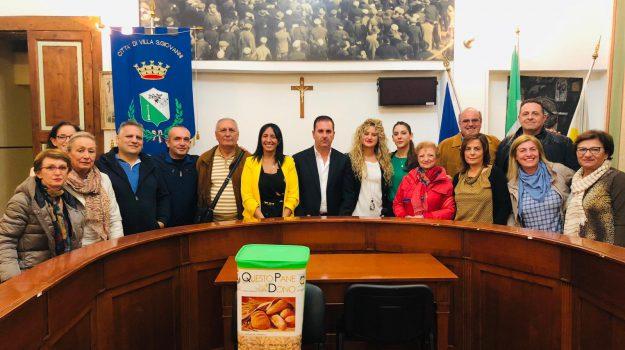 pane per i bisognosi a Villa San Giovanni, Maria Grazia Richichi, Reggio, Calabria, Politica