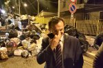 """Emergenza rifiuti a Messina, città ripulita ma restano 66 punti """"scoperti"""""""