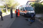 Gioia Tauro, immigrato per terra sanguinante: potrebbe essere caduto a causa di un malore