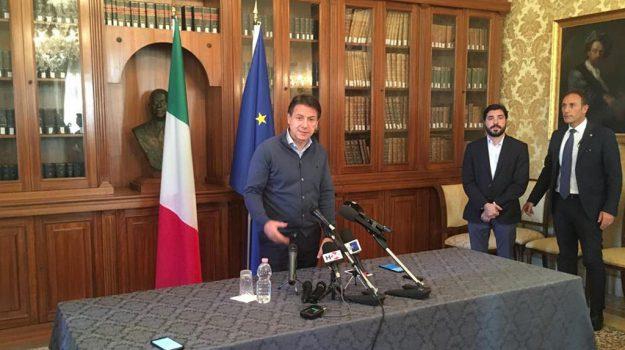 danni del maltempo in sicilia, maltempo in sicilia, vittime del maltempo in sicilia, Giuseppe Conte, Sicilia, Politica