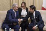 Vertice sulla Libia a Palermo, Conte parla con Haftar: trattativa nella notte