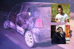 Auto contro i gabbioni di sostegno della strada, muoiono due giovani tra Sersale e Cropani