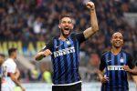 Gagliardini in gol - Inter Genoa