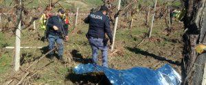 Il ritrovamento del corpo delmedicopalermitano Giuseppe Liotta