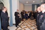 Carabinieri di Messina, assegnate 32 medaglie al merito: le foto della premiazione