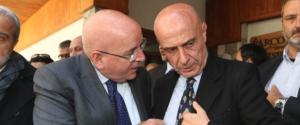 Mario Oliverio e Marco Minniti