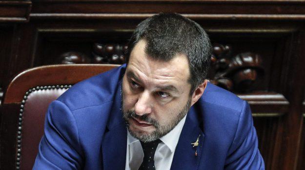 senato salvini, Matteo Salvini, Sicilia, Politica