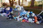 Messina, ancora 150 tonnellate di rifiuti sulle strade