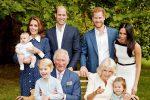 Il principe Carlo compie 70 anni: nuove foto ufficiali con figli e nipoti