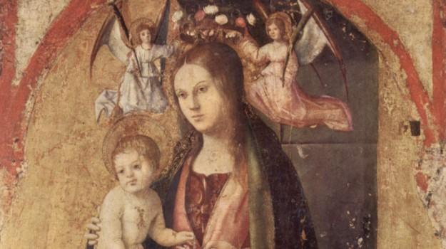 polittico san gregorio, Antonello da Messina, Messina, Sicilia, Cultura