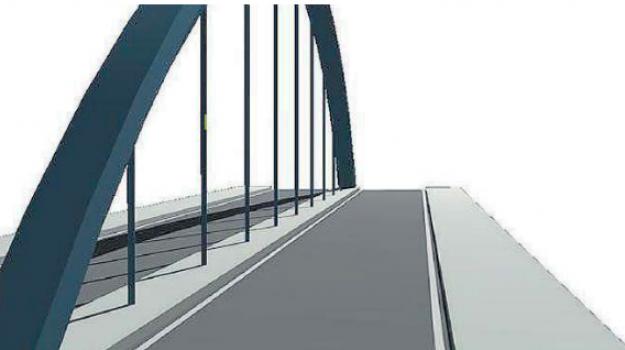 barcellona, lavori ponte Calderà, ponte Calderà Barcellona, Messina, Sicilia, Economia