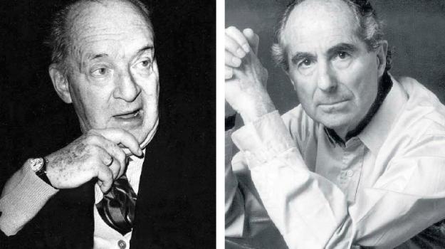 libri Roth Nabokov, Nabokov, philip Roth, Sicilia, Cultura