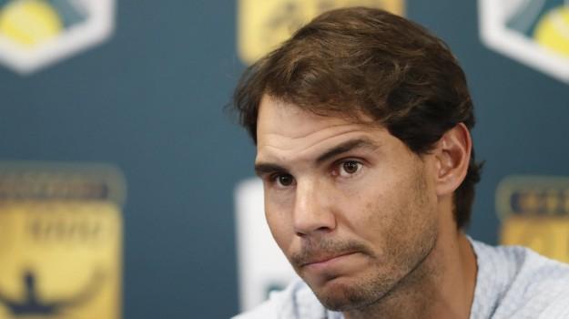 nadal operazione caviglia, tennis djokovic numero uno, Rafael Nadal, Sicilia, Sport