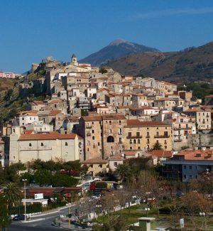 Una veduta di Scalea, foto Wikipedia