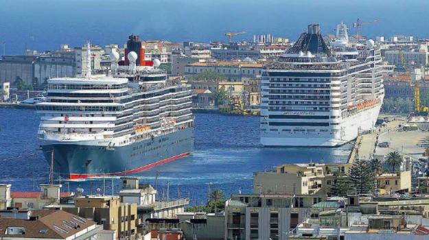 autorità portuale dello stretto, nomina presidente, regione calabria e sicilia, Messina, Sicilia, Economia