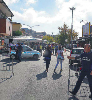Mercato di Vibo Valentia, scongiurato lo sgombero degli ambulanti