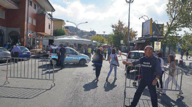 carenza di servizi, mercato ortofrutticolo di Vibo, protesta dei venditori, Catanzaro, Calabria, Cronaca