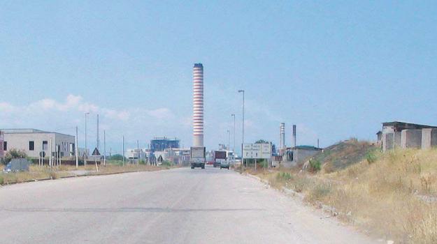 Grande porto Milazzo, milazzo, porto milazzo, strada porto Milazzo, zona Asi, Messina, Sicilia, Cronaca