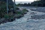 Pagliara, il torrente esonda e l'acqua invade i terreni: danni ingenti