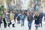 Messina, l'isola pedonale di via dei Mille vince su divieti e polemiche