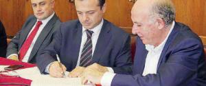 Un partenariato tra Messina e Malta, i sindaci firmano l'intesa