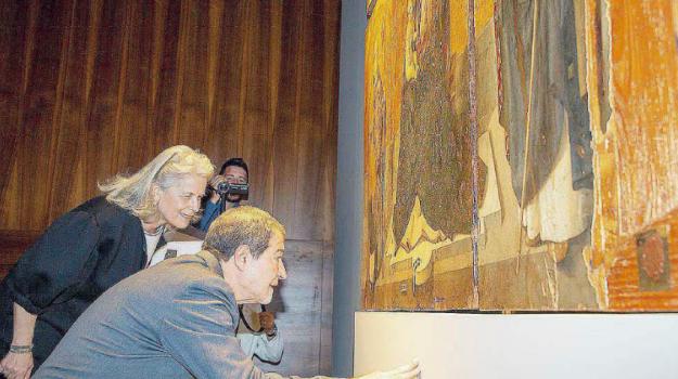 Antonello da Messina palermo, messina, polittico san gregorio, Antonello da Messina, Cateno De Luca, Messina, Sicilia, Cultura