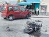 Messina, schianto sul viale Europa: stazionarie ma gravi le condizioni del ferito