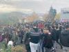 Acri, lo sciopero degli studenti: