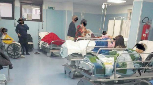emergenza ospedale Rossano, ospedale rossano, pronto soccorso Rossano, rossano, Cosenza, Calabria, Cronaca