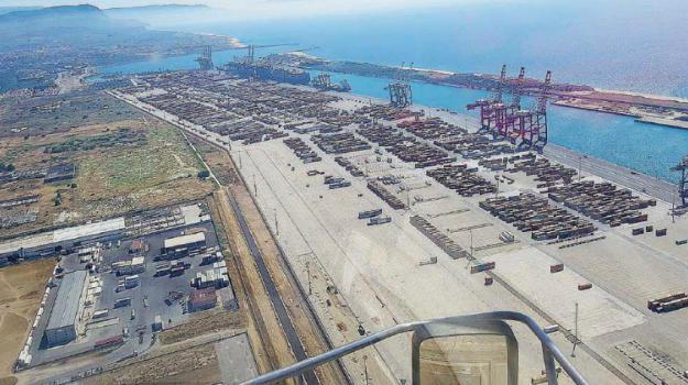 gioia tauro, porto, task force, Reggio, Calabria, Economia