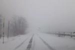 Prima neve in Sicilia, Piano Battaglia si risveglia imbiancata