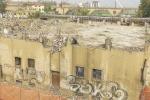 Cosenza, abbattuto l'ex hotel Jolly: al suo posto il museo di Alarico