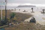 Maltempo, il litorale di Paola è in ginocchio