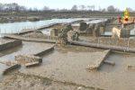 La Procura indaga sull'allagamento del Parco archeologico di Sibari