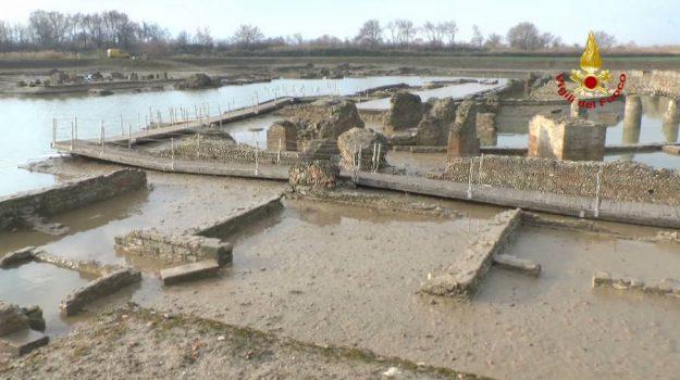 allagamento parco Sibari, inchiesta parco Sibari, parco archeologico Sibaritide, sibari, Eugenio Facciola, Cosenza, Calabria, Cronaca