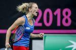 Tennis, la Repubblica Ceca vince la Fed Cup: battuti gli Stati Uniti