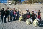 """Pulizia spiaggia Lido, il """"comitato per la movida e per lo sviluppo di Catanzaro"""" si mobilita"""