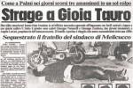 Strage di Gioia Tauro, trent'anni fa la Calabria pianse vittime oggi dimenticate