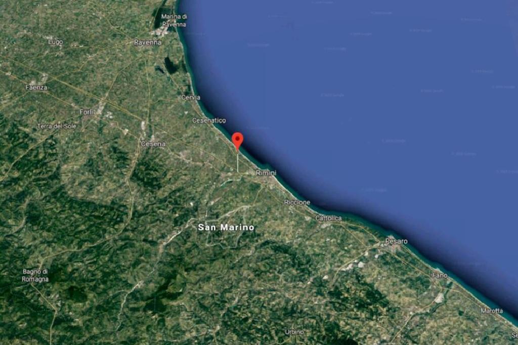 Terremoto Scossa Di Magnitudo 42 Nel Riminese Avvertita A Pesaro