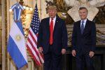 Donald Trump e Mauricio Macri