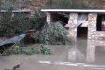 Casteldaccia, le immagini della villa dopo l'inondazione