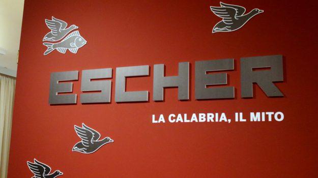 catanzaro, centro storico, mostra Escher, erosa corapi, giuseppe macri, Ivan Cardamone, Catanzaro, Calabria, Cultura