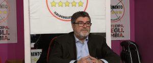 Il deputato del M5S, Giuseppe D'Ippolito